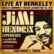 Jimi Hendrix - Live At Berkeley (2LP)