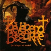 Reverend Bizarre - Harbinger Of Metal (CD)