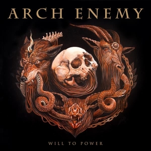 Arch Enemy - Will To Power (LP+CD)