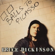 Bruce Dickinson - Balls To Picasso (LP)