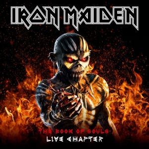 Iron Maiden - The Book Of Souls: Live Chapter (Limited Deluxe 2CD)