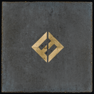 Foo Fighters - Concrete And Gold (CD)