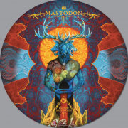 Mastodon - Blood Mountain (Limited Picture Disc Vinyl LP)