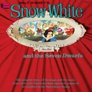 Robie Lester / Disney Studio Orchestra - Magic Mirror: Snow White and the Seven Dwarfs (LP)