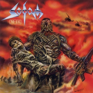 Sodom - M-16 (Coloured 2LP+CD)