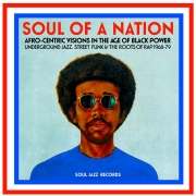 Various - Soul Of A Nation: Afro-Centric Visions In The Age Of Black Power (2LP)
