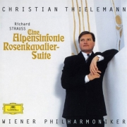 Christian Thielemann - Strauss Eine Alpensinfonie (LP)