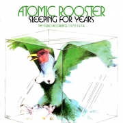 Atomic Rooster - Sleeping For Years: The Studio Recordings 1970-1974 (4CD Box Set)