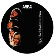 "Abba - Eagle/Thank You For The Music (7"" Picture Disc)"