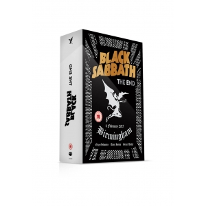 Black Sabbath - The End (Deluxe Box Set)