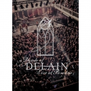 Delain - A Decade Of Delain: Live At Paradiso (2CD+Blu-ray+DVD)