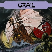 Grail - Grail (CD)