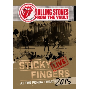 The Rolling Stones - From The Vault: Sticky Fingers Live At Fonda Theatre 2015 (DVD)