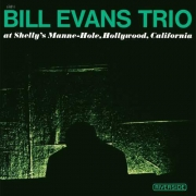 Bill Evans Trio - At Shelly's Manne-Hole (LP)