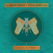 The Chick Corea + Steve Gadd Band - Chinese Butterfly (2CD)