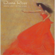 Diana Ross ‎- Greatest Hits Live (CD)