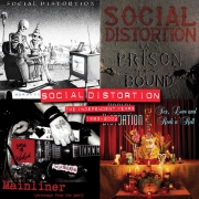 Social Distortion - The Independent Years 1983-2004 (Coloured Vinyl Box Set)