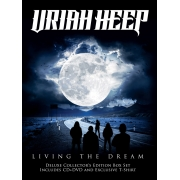 Uriah Heep - Living The Dream (Limited Box Set)