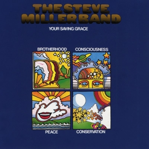 The Steve Miller Band - Your Saving Grace (LP)