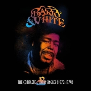 "Barry White - The Complete 20th Century Records Singles (1973-1979) (10-Disc 7"" Vinyl Box Set)"