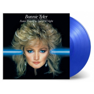 Bonnie Tyler - Faster Than The Speed Of Night (LP)