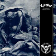 Coroner - Punishment For Decadence (LP)
