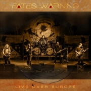Fates Warning - Live Over Europe (3LP+2CD)