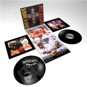 Guns N' Roses - Appetite For Destruction: Remastered (2LP)