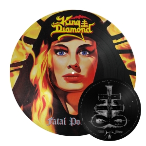 King Diamond - Fatal Portrait (Picture Disc LP)
