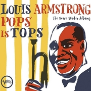 Louis Armstrong - Pops Is Tops: The Verve Studio Albums (4CD Box Set)