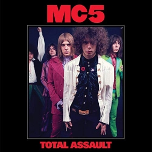 MC5 - Total Assault: 50th Anniversary Collection (Coloured 3LP)