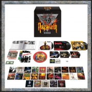 Nazareth - Loud & Proud!: The Box Set (Super Deluxe 40-Disc Box Set)
