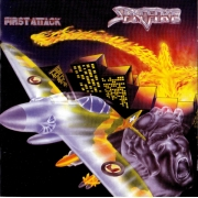 Spitfire - First Attack (LP)