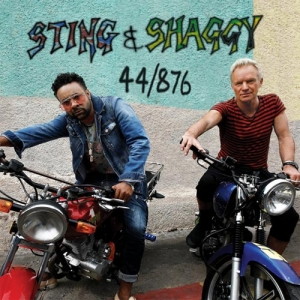 Sting & Shaggy - 44/876 (Deluxe CD)