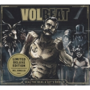 Volbeat - Seal The Deal And Let's Boogie (Limited Deluxe 2CD)