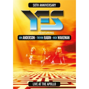 Yes - Live At The Apollo (Blu-ray)