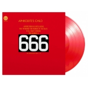 Aphrodite's Child - 666 (Coloured 2LP)