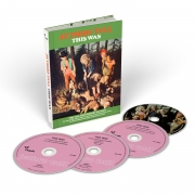 Jethro Tull - This Was: The 50th Anniversary Edition (Deluxe 3CD+DVD Box Set)