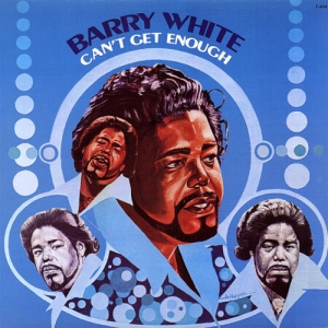 Barry White - Can't Get Enough (LP)