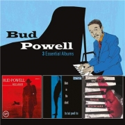 Bud Powell - 3 Essential Albums (3CD)