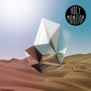 Holy Monitor - Holy Monitor (Blue/White Coloured LP)