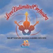 Love Unlimited Orchestra - The 20th Century Records Albums 1973-1979 (7CD Box Set)