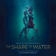 O.S.T. - The Shape Of Water (Coloured LP)