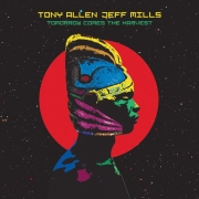 "Tony Allen & Jeff Mills - Tomorrow Comes The Harvest (10"" Vinyl)"