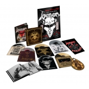 Venom - In Nomine Satanas: 40th Anniversary (Super Deluxe Box Set)