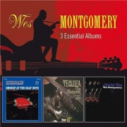 Wes Montgomery - 3 Essential Albums (3CD)