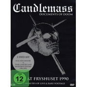 Candlemass - Documents Of Doom (2DVD)
