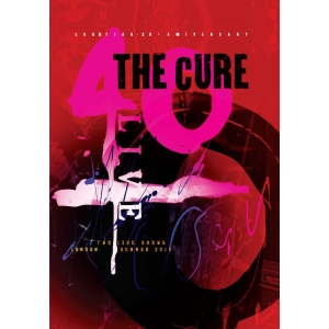 The Cure - 40 Live: Curaetion - 25 + Anniversary (2Blu-ray)