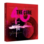 The Cure - 40 Live: Curaetion - 25 + Anniversary (Deluxe 2Blu-ray+4CD Box Set)