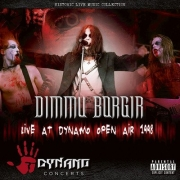 Dimmu Borgir - Live At Dynamo Open Air 1998 (CD)